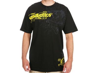 Bassaholics Big Bass Short Sleeve T-Shirt