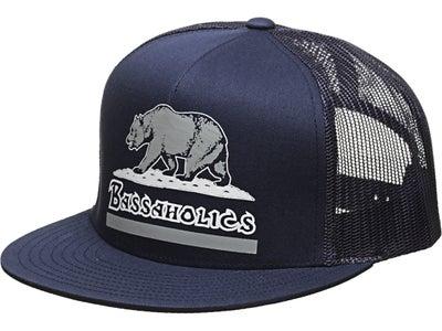 Bassaholics California Trucker Hat
