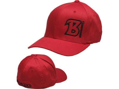 Bassaholics Flex Fit B Addicted Hat