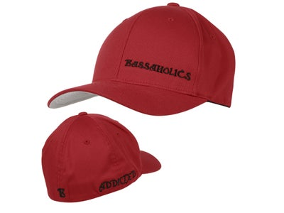 Bassaholics Flex Fit Team Hat