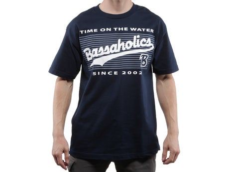 Bassaholics Time Short Sleeve T-Shirt