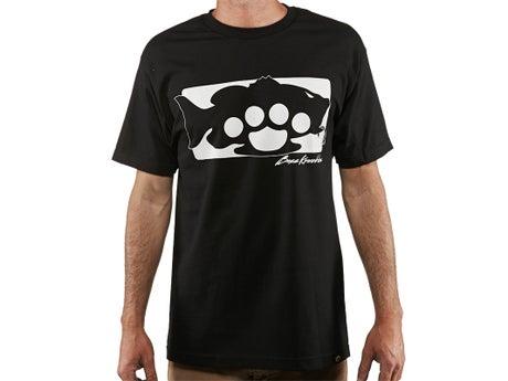 Bass Knuckles Reverse Short Sleeve T-Shirt