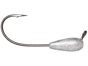 Bite Me Flat Eye Tube Jig Head 4pk