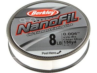 Berkley Nanofil Line Clear Mist