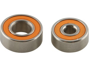 Boca Bearings Spool Bearing Kits ABEC 7 Orange Seal