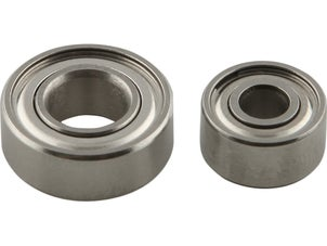 Boca Bearings Spool Bearing Kits ABEC 5 Lightning 2pk