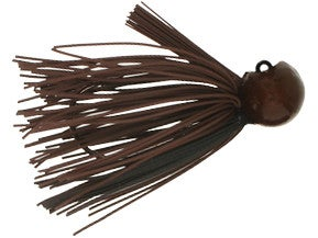 Bass Patrol Round Rubber Football Jigs