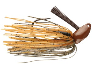 Bass Stalker Grass Stalk Jig Silicone/Rattle