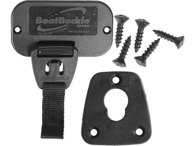 BoatBuckle Rod Tie-Down Systems