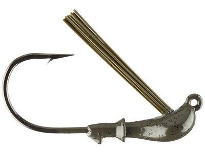BassTEK Tungsten Flipping Jigs Heads UnSkirted 3pk