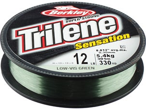 Berkley Trilene Sensation Professional Grade Green