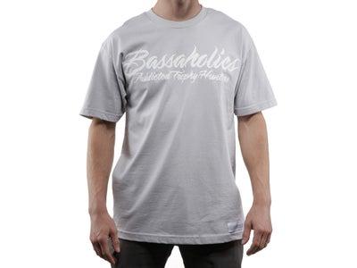 Bassaholics Trophy Hunter Script Short Sleeve T-Shirt
