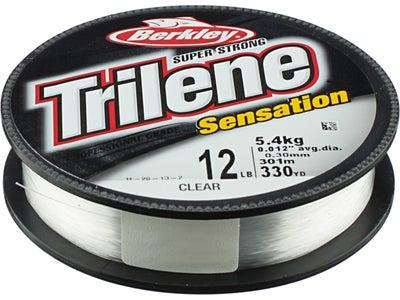 Berkley Trilene Sensation Professional Grade Clear