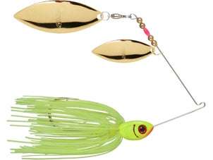 Booyah Blade Double Willow Spinnerbaits