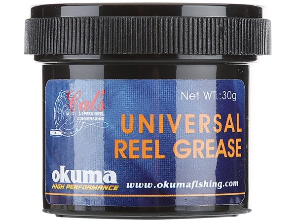Okuma Cal's Universal Drag and Gear Grease 30 grams - Tackle