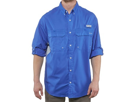 a190ba4e6201c Columbia Cast Away Zero Long Sleeve Woven Shirt
