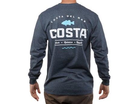 bfaf7443aa Costa Del Mar Topwater Long Sleeve T-Shirt