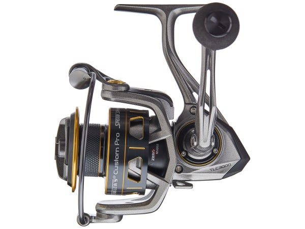 Lew's Custom Pro Speed Spin Spinning Reel - Tackle Warehouse