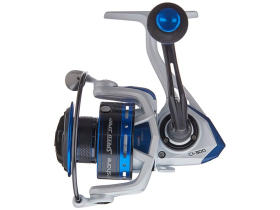 Lew's Custom Inshore Speed Spin Spinning Reel