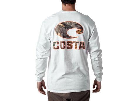 80f2b3dc3c Costa Del Mar Camo Longsleeve T-Shirt