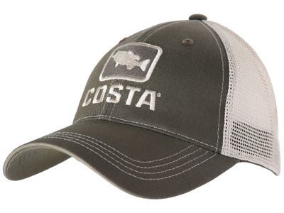 Costa Del Mar Bass XL Trucker Hat