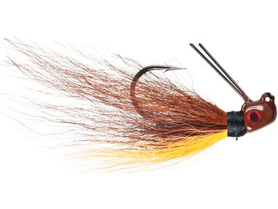 Cumberland Pro Lures Pro Caster Hair Jigs