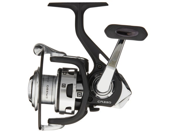 13 Fishing Creed Chrome Spinning Reel - Tackle Warehouse
