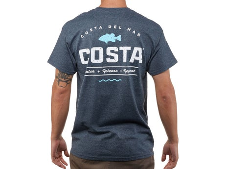 Costa Del Mar Topwater Short Sleeve T-Shirt c3860d1d023
