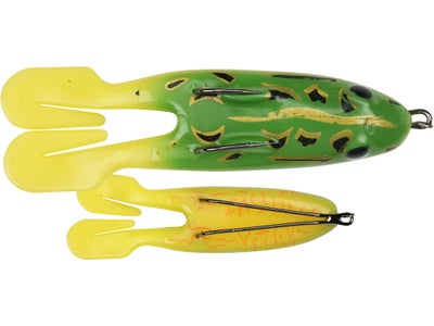 Culprit Ultimate Hollow Body Frog 3pk