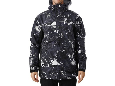fdfaae8bd Huk CYA Packable Rain Jacket - Tackle Warehouse