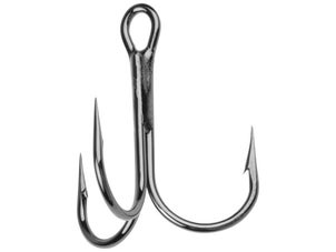 Daiichi Death Trap Round Treble Hook 5pk