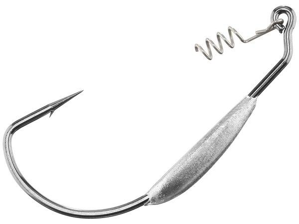 Davis Baits X Swim Weighted SS Screw Lock Swimbait Hook