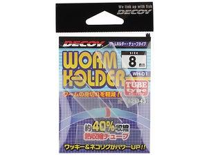 Decoy Worm Holder Tube 4pk