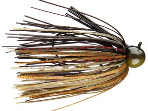 Dirty Jigs Tour Level Finesse Football Jig