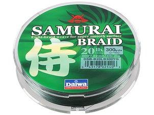Daiwa Samurai Braided Line