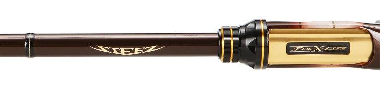 Daiwa Steez Fle-X-Lite Graphite Casting Rods