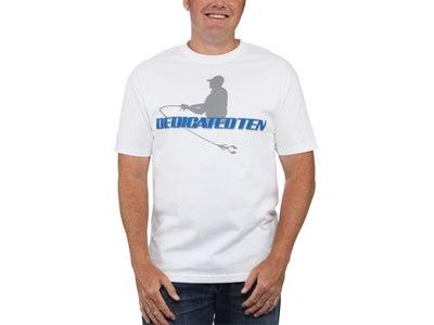 Dedicated 10 Angler X Short Sleeve T-Shirt