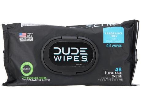 Dude Wipes Crib Edition