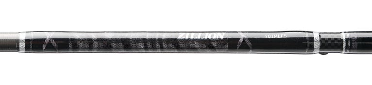 Daiwa Zillion Spinning Rods