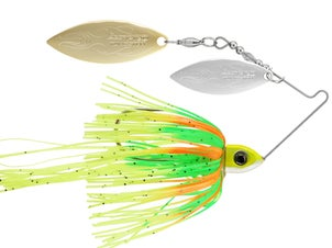 Eco Pro Tungsten Rapid Fire Double Willow Spinnerbait