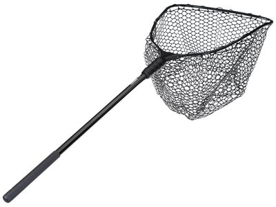 Ego Rubber Mesh Net Large Black