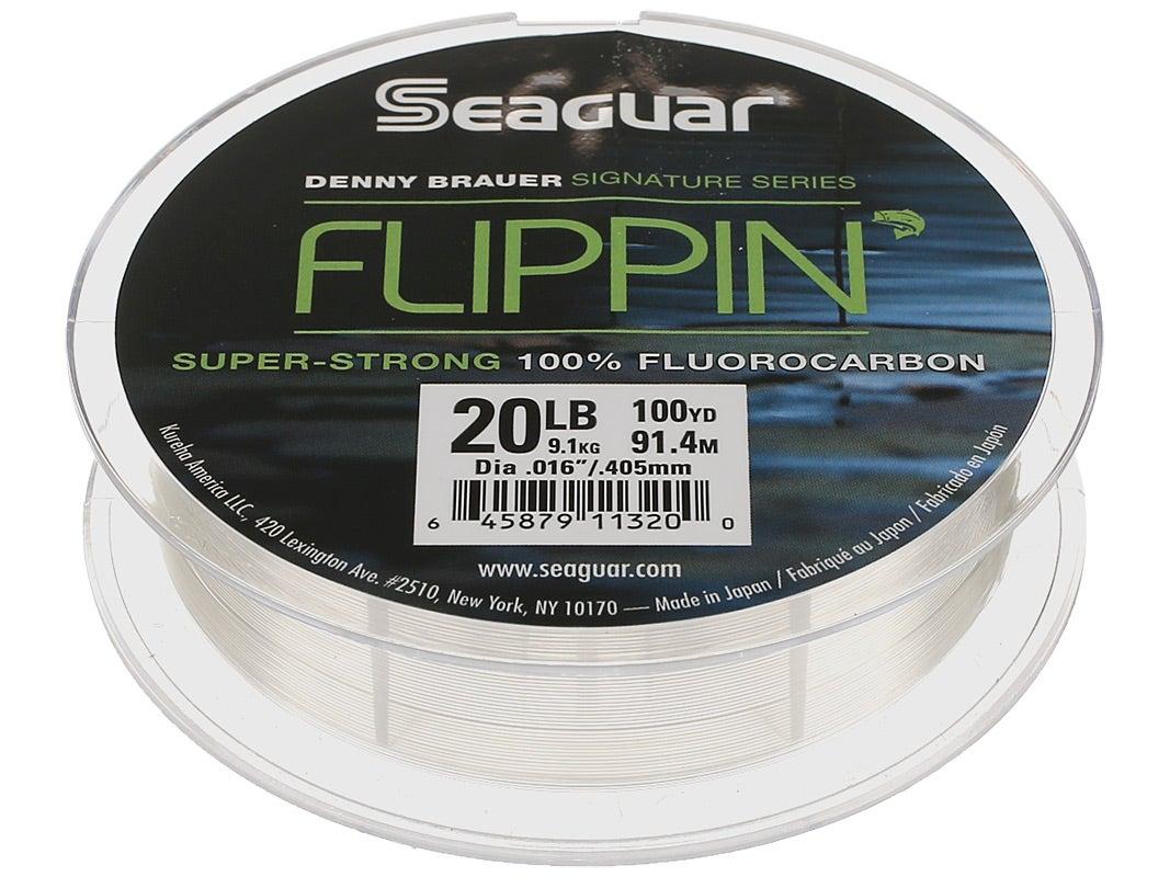 Seaguar Flippin Braid Line 100yds CHOOSE YOUR SIZE