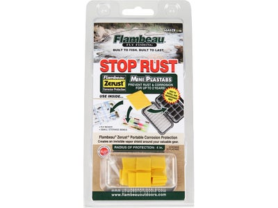 Flambeau Zerust Plastabs Rust Inhibitors