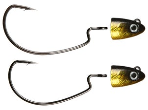 Freedom Tackle Hydra Hybrid Jig 2pk