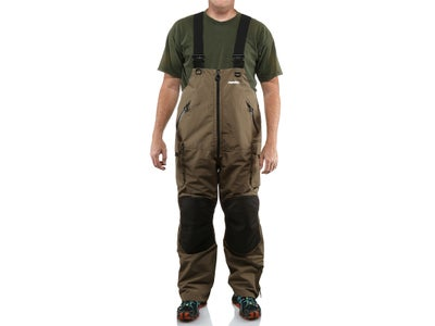 Frabill F3 Gale Rainsuit Bibs