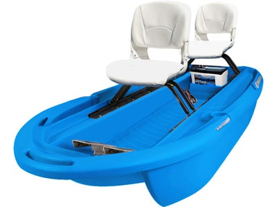 Freedom Electric Marine Twin Troller X10 Basic Boat