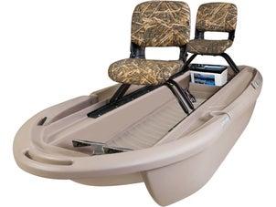 Freedom Electric Marine Twin Troller X10 Basic Boat