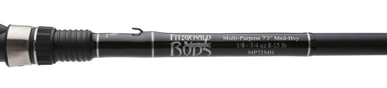 Fitzgerald Spinning Rods