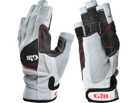 Gill Regatta Deckhand Gloves Black/Grey