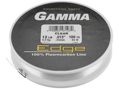 Gamma Edge Fluorocarbon Line